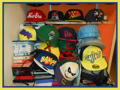 new-era-cap-collection-sammlung-comic