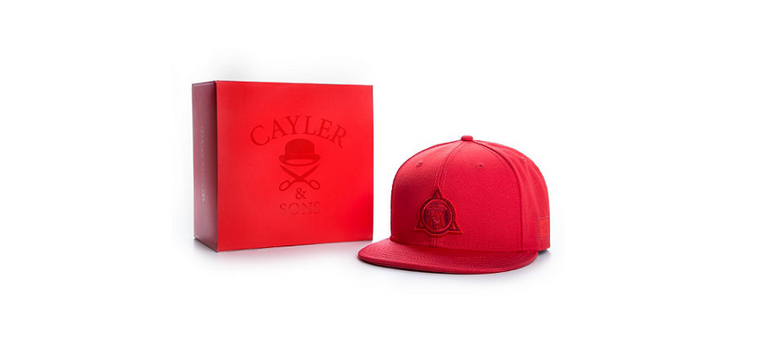 yeezy-red-october-snapback-cayler-and-sons