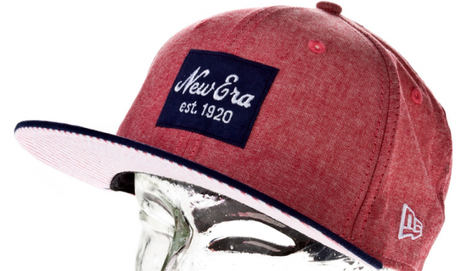 New Era NE Suede Patch Cap 9fifty