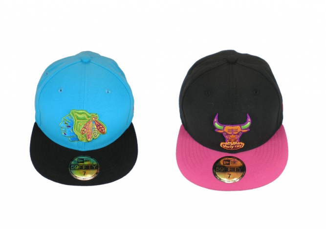 new era neon crown new era cap 59fifty fitted justfitteds