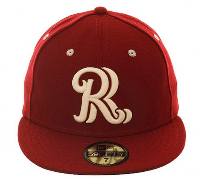 NEw Era Clink romm Frisco Roughriders Game Fitted Capddicts
