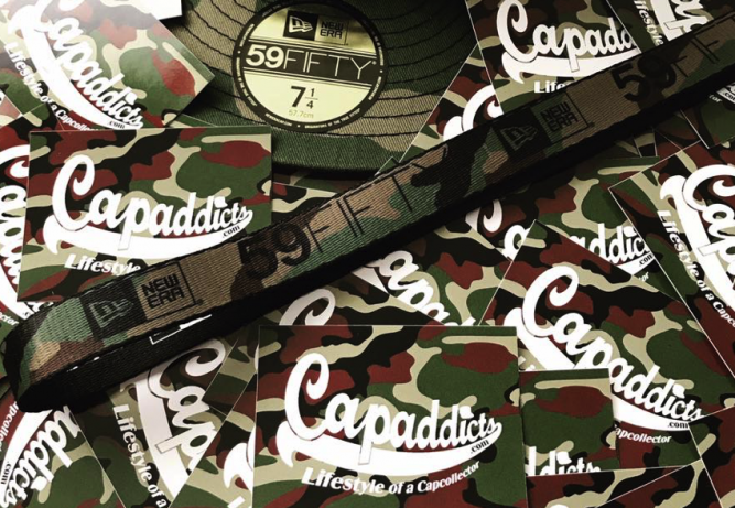 capaddicts-camouflage-sticker