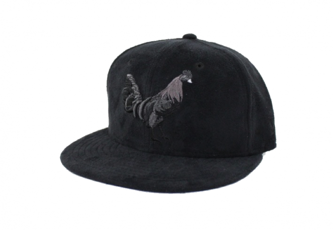 rooster-new-era-59fifty-fitted-hat-black-suede-black-on-black