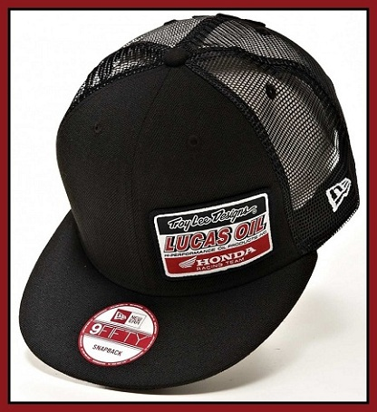 New Era x Troy Lee Designs – Honda Racing Team – Capaddicts ... 0210c8baacd6