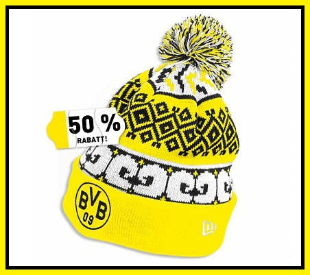 495e8b9b184 New Era x Borussia Dortmund – Wintermützen Sale – Capaddicts ...