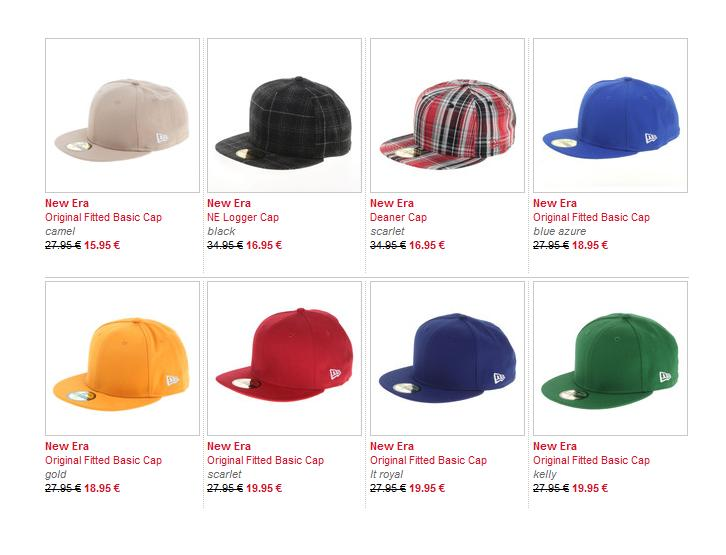 Los Angeles gedachten over bespaar New Era Blank Sale bei HHV – Capaddicts – Lifestyle of a ...