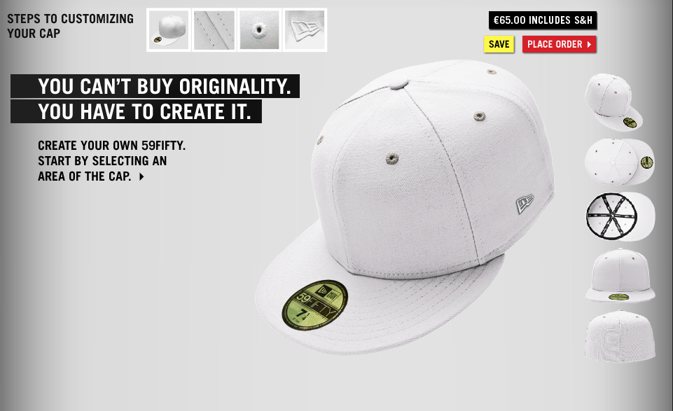 Meine New Era by You Bestellung – Capaddicts – Lifestyle of a ... d68b2848d767