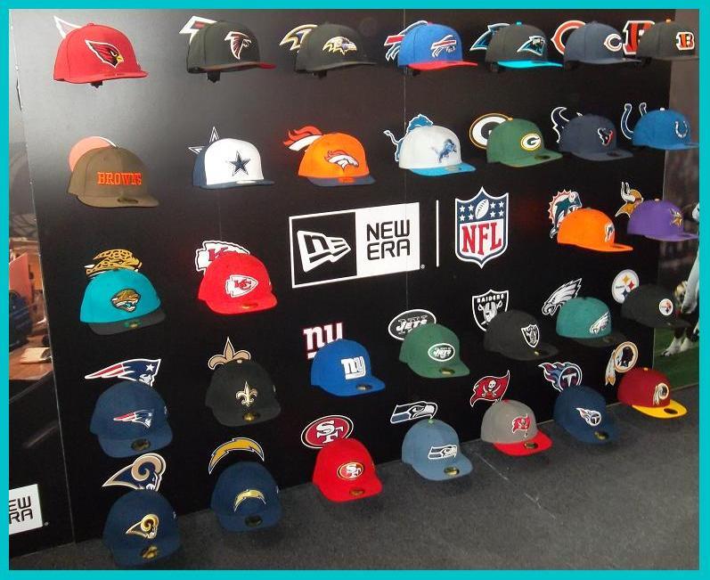 NFL Caps New Era